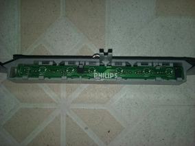 Teclado Tv Plasma Philips 3104 313 61291