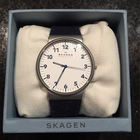 Relógio Skagen, Usado Ótimo Estado Esta
