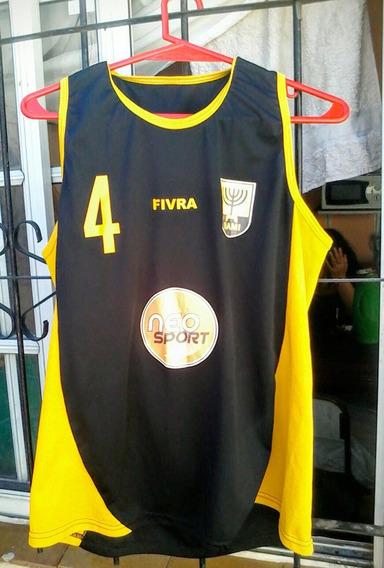 Musculosa Polideportivo Bami Fivra #4