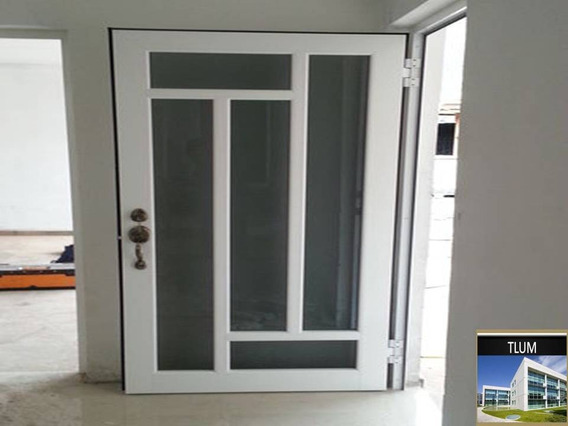 Ventanas Puertas Y Canceles De Aluminio