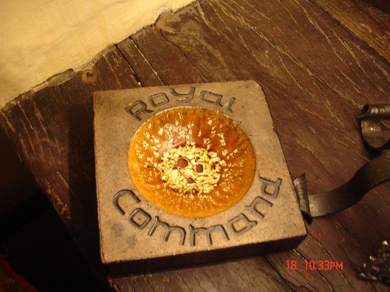 Cenicero Royal Command De Los Años 70´s