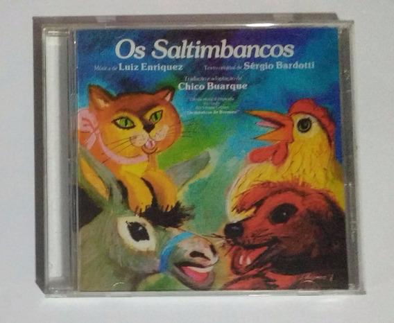 Chico Buarque - Os Saltimbancos Cd