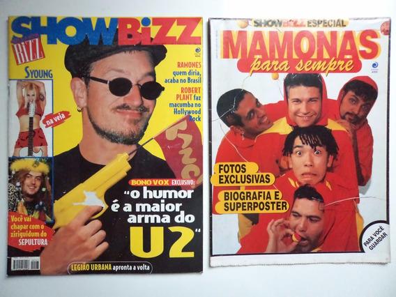 Revista Showbizz Ano 11 - N 02