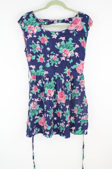 Vestido Flores - Forever 21