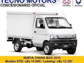Chana Box, Tecno Motors Concesionario Y Servicio