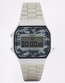 299234c4d6db Reloj Casio Vintage Camuflajeado - Reloj Casio en Mercado Libre México