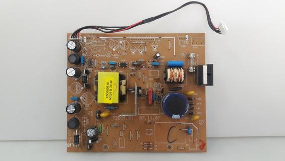 Placa Da Fonte Monitor Acteon Act-14 72654.01