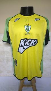 Camisa Futebol De Treino Do América Mineiro