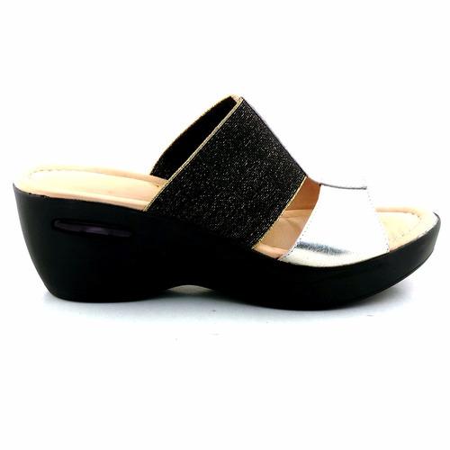 06ca1ef8 Sandalia Charol Mujer Zueco Briganti Zapato - Mcsu48016 Ch