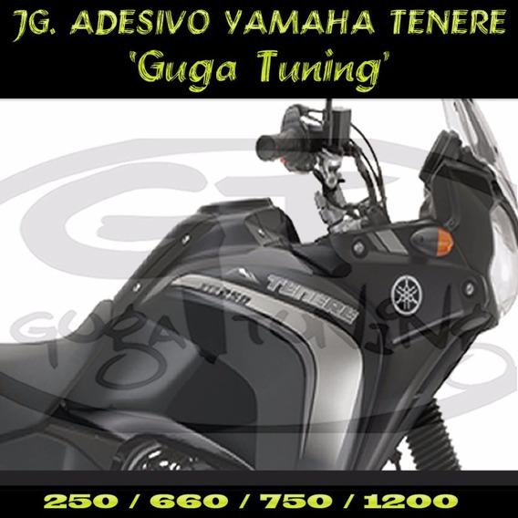 Adesivo Yamaha Tenere 250 660 750 1200
