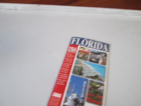 Livro Florida Caras Usado R.623