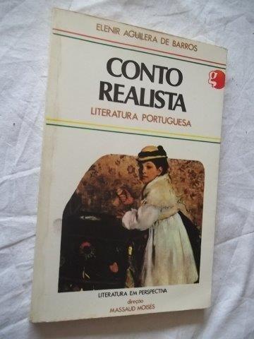 * Livro - Conto Realista - Literatura Estrangeira
