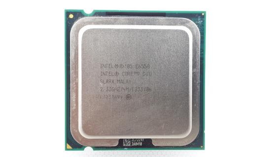 Processador Intel® Core2 Duo E6550 4m Cache, 2.33 Ghz,1333