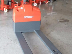 Noblelift Patin Transpaleta Electrica 1.5 Tn Montacargas