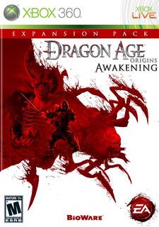 Dragon Age Origins Xbox360 Ntsc Tomo Usados