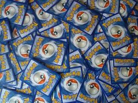 Mega Lote Pokémon - 100 Cartas + Ex Garantida