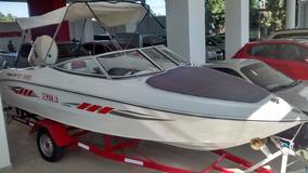 Lancha Virgin Marine 528 Motor Evinrude 115hp
