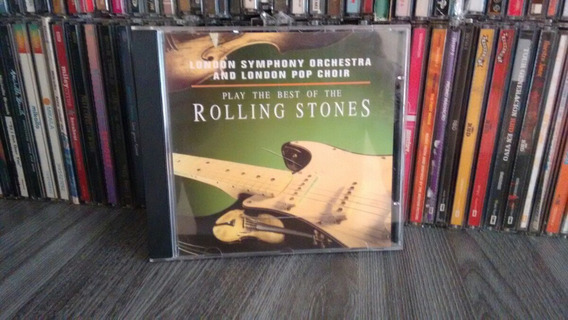Cd London Symphony Orchestra - Plays Rolling Stones