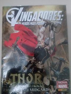 Hq Os Vingadores: Thor, Deus Do Trovão Em Defesa De Midgard!