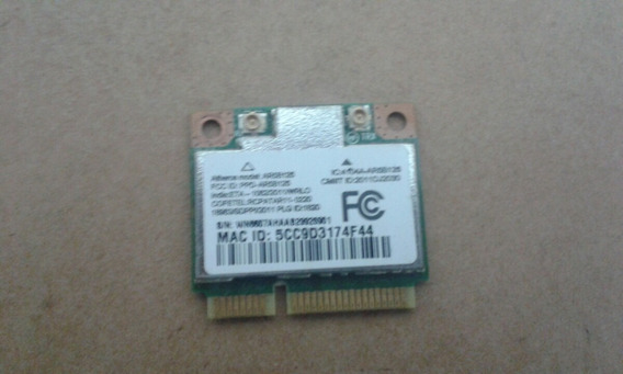 Placa Wifi Acer Aspire 4253 4739 4552