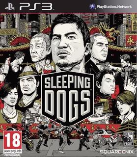 Sleeping Dogs | Ps3 | ¡ Entrego Y A ! | Oferta!