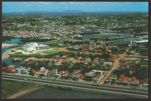 Sergipe - Aracaju, Futebol, Batistão, Cartão Postal Antigo