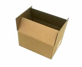 50 Caixas Papelão Loja De Fabrica 18x13x09