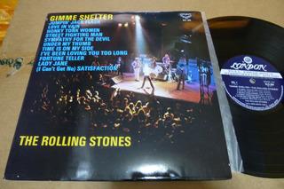 Rolling Stones Disco Solo Decorativo 3 Lp Popsike