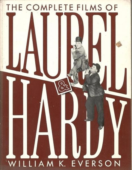 The Complete Films Of Laurel & Hardy - Livro