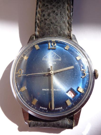 Relógio Mondaine Super Calendário 17 Rubis De Pulso