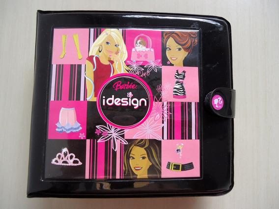 Barbie Design - Kit (scanner, Cd-rom E Cartoes) Usado ! !