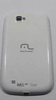 Tampa Traseira Multilaser M5 3g