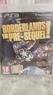 Borderlands The Presequel. Sellado, Ps3, Metro Las Rejas