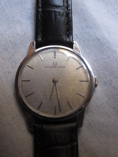 Reloj Universal Geneve Impecable