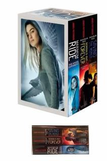 Livro Box-maximum Ride-3 Livros Em Inglês - James Patterson