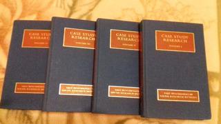 Enciclopedia Case Study Research. Sage Benchmarks Vol. 1-4