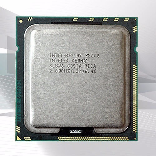 Intel Xeon Six Core X5660 2.80ghz 12m Cache Lga1366
