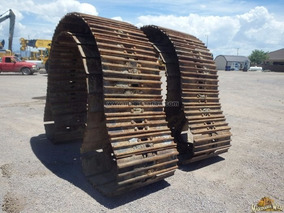 Cadenas Usadas Y Nueva Para Excavadoras Y Topadores Frontal