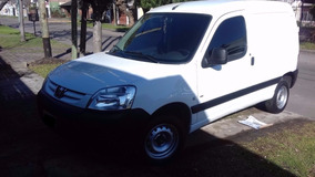 Peugeot Partner Furgon 1.6 Hdi - Impecable 80.000km