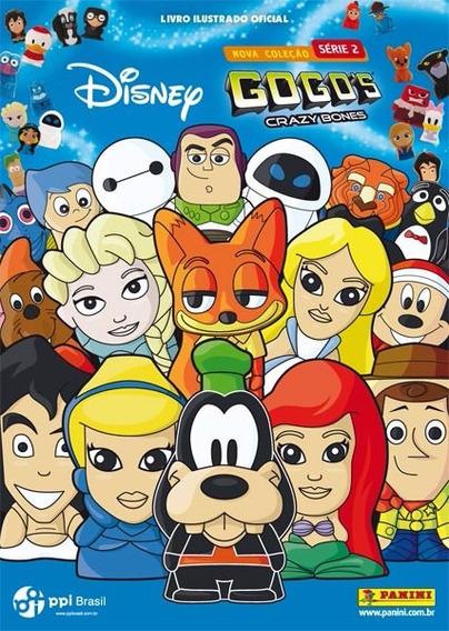 Gogos Disney 2º Série Coleção Completa (68 Gogo