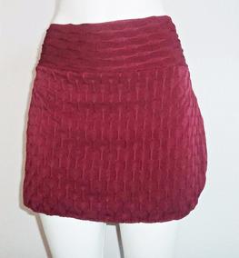 Short-saia Tecido Bolha