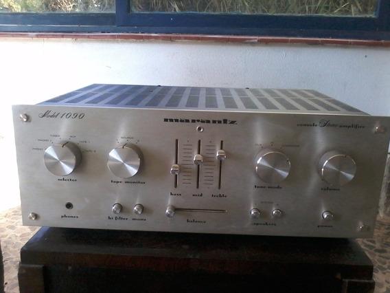 Console Stereo Amplifier Marantz Mod.1090 Original