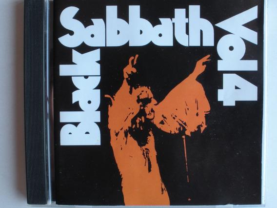 Black Sabbath - Vol 4 - Cd Imp. Brasil
