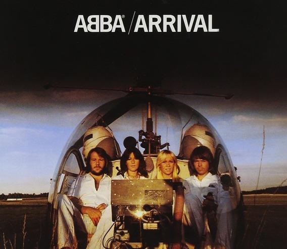Abba Arrival Cd Importado Nuevo Cerrado Original En Stock