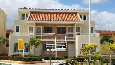 Venta Dos Apartamentos En Uno Chichiriviche Falcon Rb*
