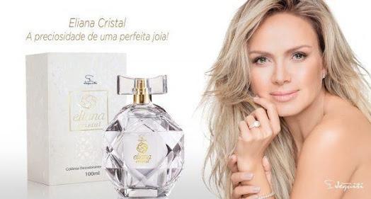 Perfume Eliana Cristal Jequiti