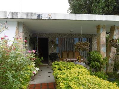 Venta De Casa Con Terreno 700 Mts2 En El Limón