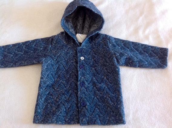 Blusa Com Capuz Inverno Bebe Menino Queima De Estoque