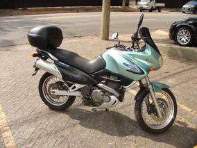 Motocicleta Suzuki Freewind Xf 650 2002 2º Dono