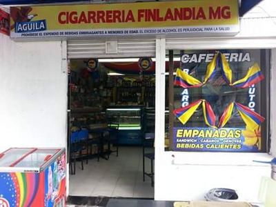 Cigarrería Bar, (casa Rentable)